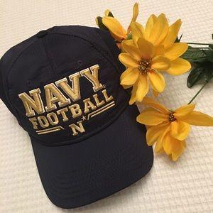 Under armour navy football hat